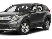 Honda-CRV-2018 Compatible Tyre Sizes and Rim Packages
