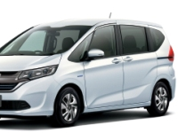 Honda-Freed-2018 Compatible Tyre Sizes and Rim Packages