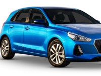Hyundai-i30-2018 Compatible Tyre Sizes and Rim Packages