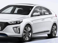 Hyundai-Ioniq-2017 Compatible Tyre Sizes and Rim Packages