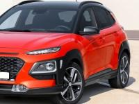 Hyundai-Kona-2018 Compatible Tyre Sizes and Rim Packages