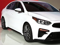 Kia-Cerato-2019 Compatible Tyre Sizes and Rim Packages