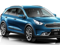 Kia-Niro-2017 Compatible Tyre Sizes and Rim Packages