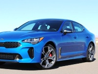 Kia-Stinger-2018 Compatible Tyre Sizes and Rim Packages