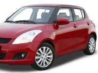 Suzuki-Swift-2016 Compatible Tyre Sizes and Rim Packages