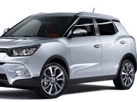 Ssangyong-Tivoli-2017 Compatible Tyre Sizes and Rim Packages