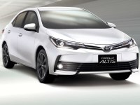Toyota-Altis-2018 Compatible Tyre Sizes and Rim Packages