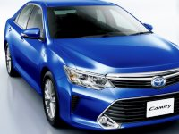 Toyota-Camry-2017 Compatible Tyre Sizes and Rim Packages